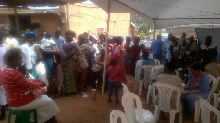 MYDEL Carries our Community Health Clinic